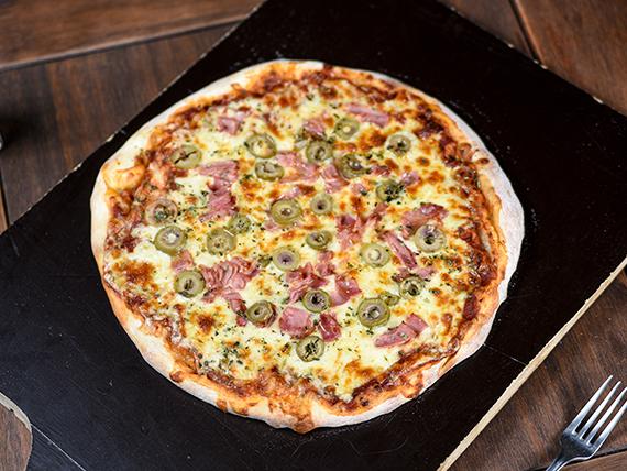 Pizzeta  con Olivia (42 cm)
