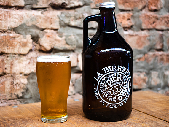 Growler Golden 2 L
