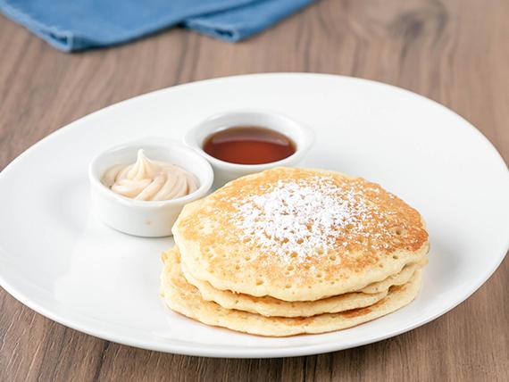 Desayuno pancales
