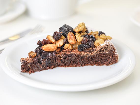 Torta morcocco (porción)