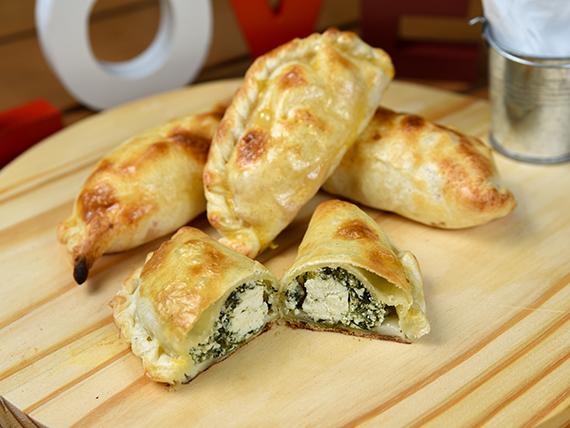 Empanada verde