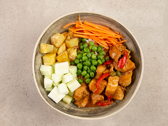Thai bowl