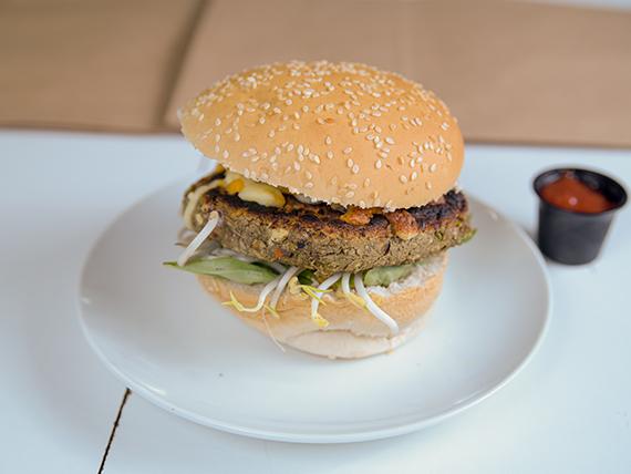 Godiee burger