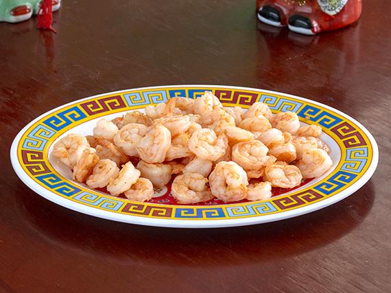 Porción de Camarones