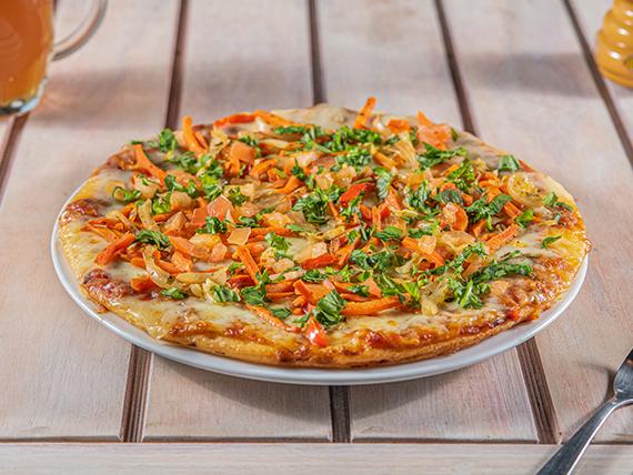 Pizza veggie & vegana