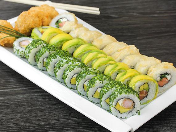 Promo - Happy sushi (33 piezas)