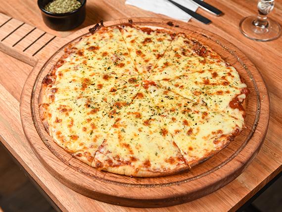 Pizzeta con muzzarella 30 cm
