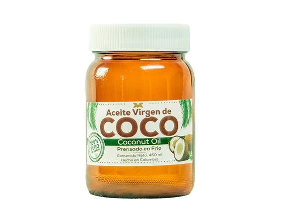 Aceite Coco 450 Ml