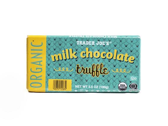 Chocolatina Org Milk