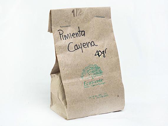 Pimienta De Cayena 40gr