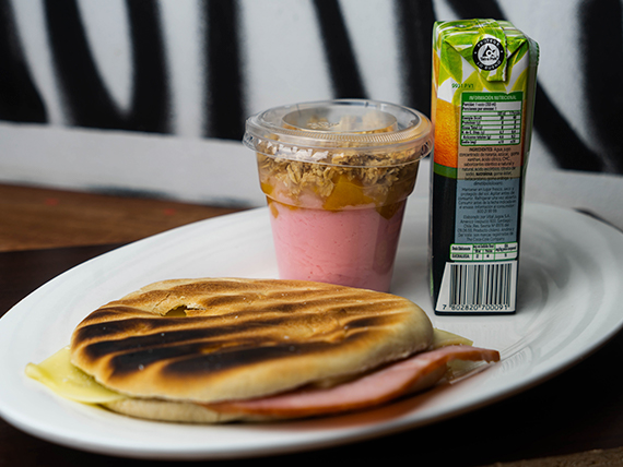 Desayuno Guachaca Nº 1
