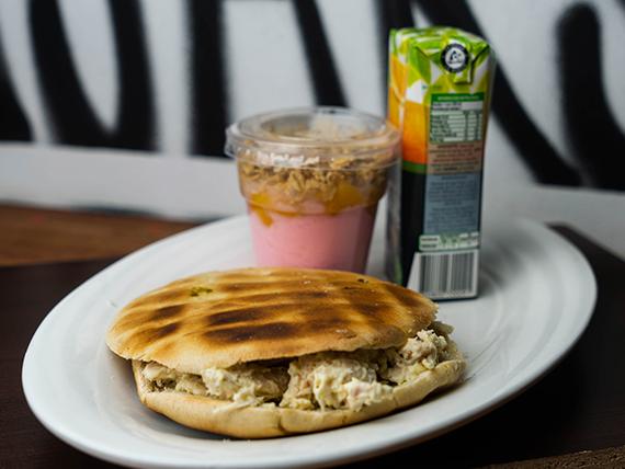 Desayuno Guachaca Nº 3