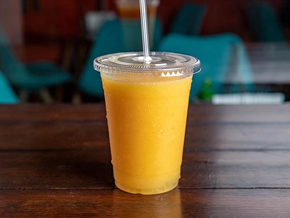 Jugo natural de naranja 16 oz