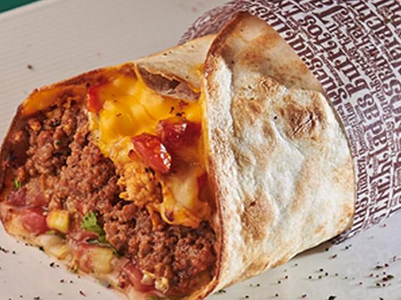 Burrito Tradicional Mixto + Gaseosa 300ml
