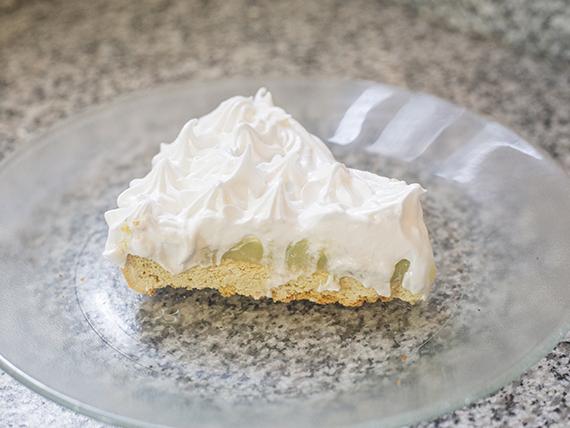 Lemon pie (individual)