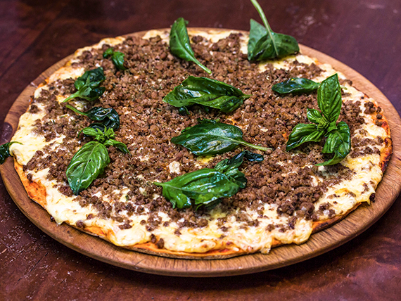 Pizza mediana Margarita