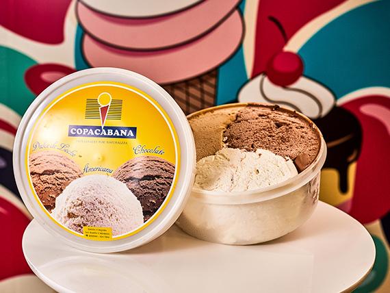 Balde helado 3 L