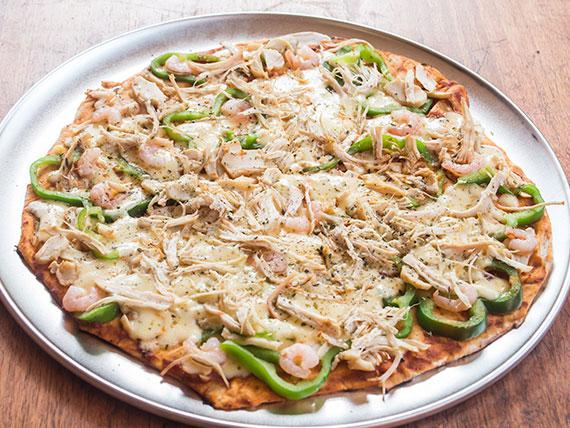 Pizza Viña del mar - Familiar (36 cm)