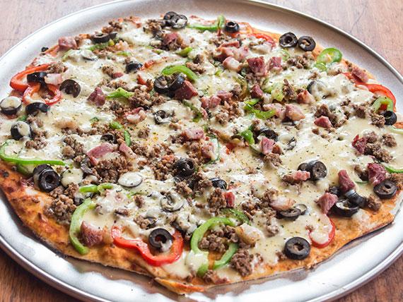 Pizza del norte - Familiar (36 cm)