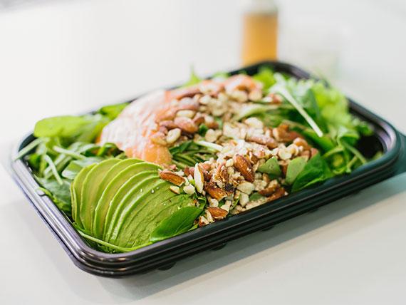 Ensaladas Sushi Now