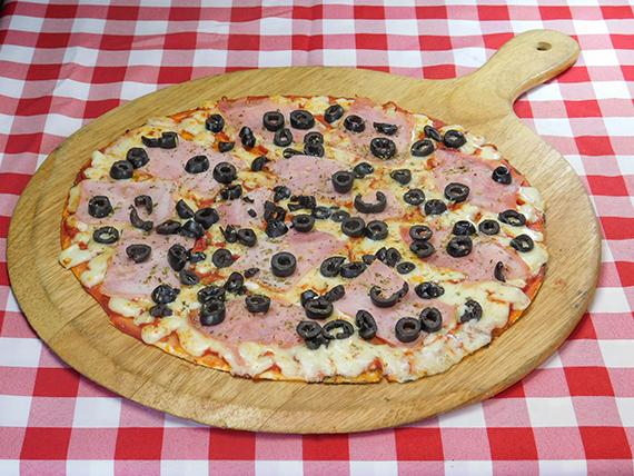Pizza colombina (mediana)