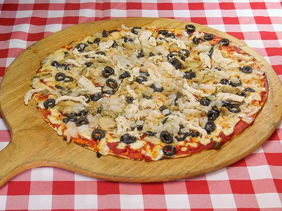 Pizza buffone (mediana)