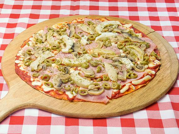 Pizza pagliaccio (mediana)