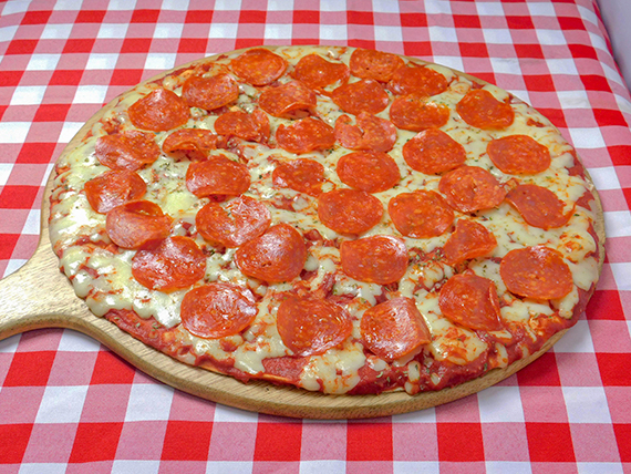 Pizza la pepperoni (familiar XL)