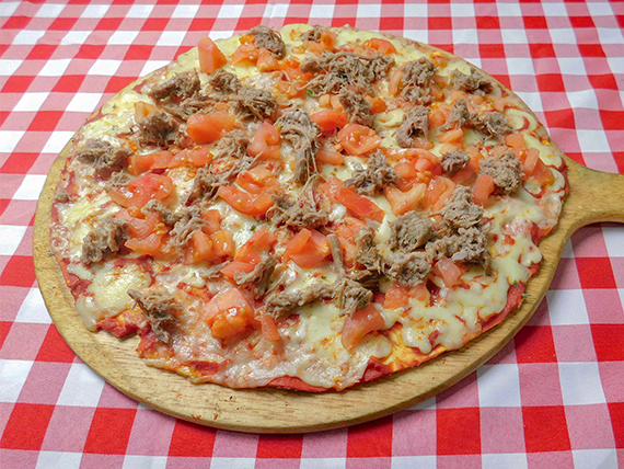 Pizza Doña Elisa (familiar XL)