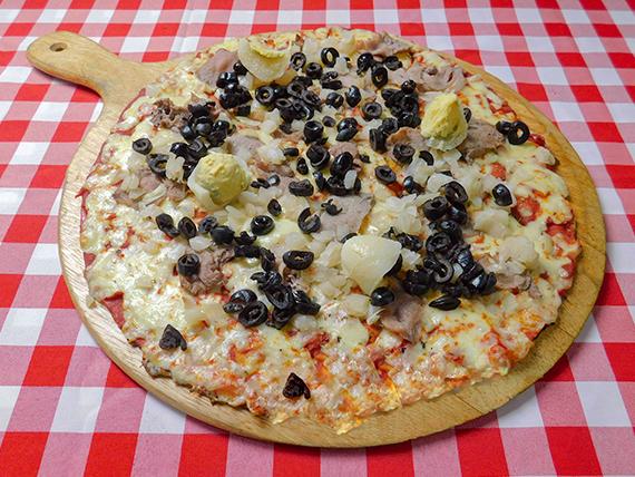 Pizza dieciochera (familiar XL)