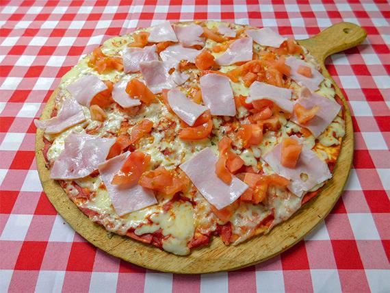 Pizza napolitana (familiar XL)