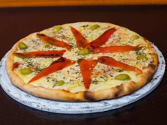 7 - Pizza especial grande