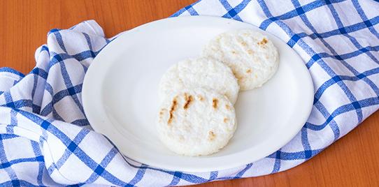 Arepa Blanca