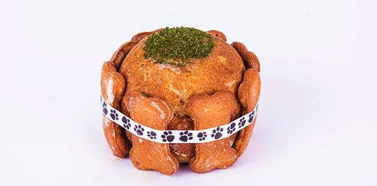 Torta de Cumpleaños Pollo 400 gr