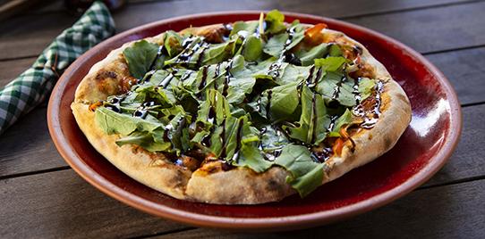 Pizza de la Huerta - Personal