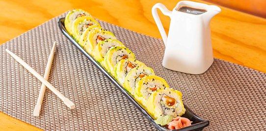 Sushi Skin Roll