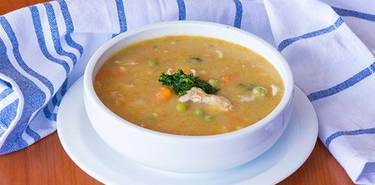 Sopa receta secreta
