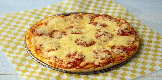 Pizza Jamón Ahumado