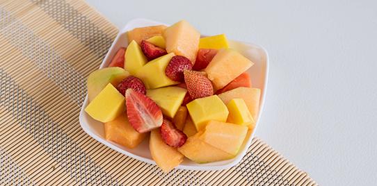 Porción de Frutas 16 oz