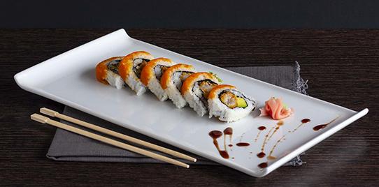Sushi Roll Chontaduro