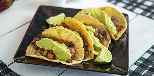 Tacos de Pollo (4)