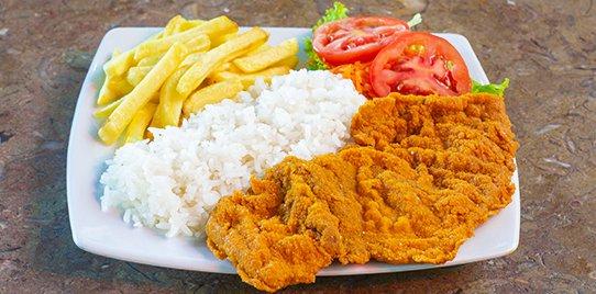 Almuerzo Chuletica Valluna