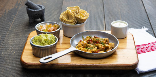 Taco Yucateco de Pollo