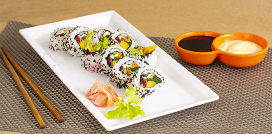 Tropical Roll