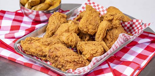Pollo Chickfill Familiar 1 1/2 Pollo