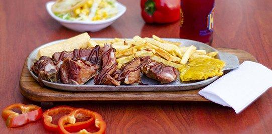 Costillas de Cerdo BBQ 360 gr