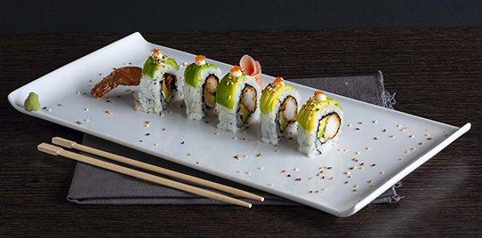 Sushi Maki a la Casa