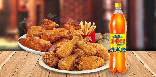 Domi Super Pollo Mixto