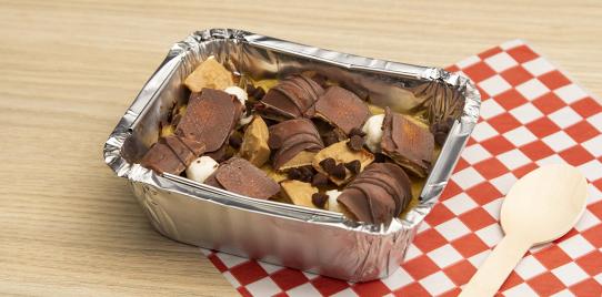 Kinder Bueno Brownie Cookie Dough 320gr (Congelado)