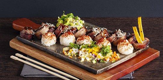 Sushi Beef a la Parrilla - Tradicional